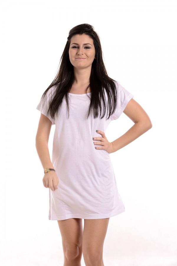 Fehér Női Pólóruha