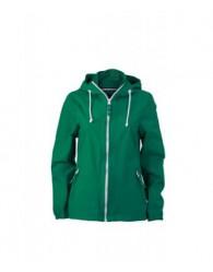 James & Nicholson Női zöld színű Vitorlás Kabát