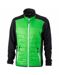 c8ed06f6e2 James & Nicholson Zöld színű férfi dzseki